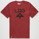 LRG RC Tree Logo Mens T-Shirt