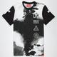 AYC Nyjah Burning Mens T-Shirt