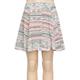 FULL TILT Button Down Girls Skater Skirt