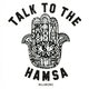 BILLABONG Talk To The Hamsa Sticker