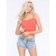 FULL TILT Essential Womens Crop Cami