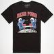 RIOT SOCIETY Space Bear Pong Mens T-Shirt