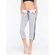 HURLEY Nike Dri-Fit Womens Cropped Pants