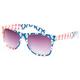 BLUE CROWN Americana Tribal Classic Sunglasses