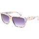 BLUE CROWN Flat Splatter Sunglasses