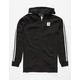 ADIDAS Mens Hooded Track Jacket