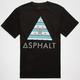 ASPHALT YACHT CLUB Tribez Delta Mens T-Shirt