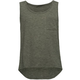 FULL TILT Essential Girls Hachi Pocket Tank