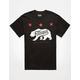 FAMOUS STARS & STRAPS Calibear Mens T-Shirt