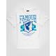 FAMOUS STARS & STRAPS Coastin Mens T-Shirt