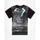 FAMOUS STARS & STRAPS Sad Angel Mens T-Shirt
