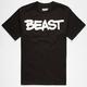 FAMOUS STARS & STRAPS Beast Mens T-Shirt