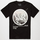 YOUNG & RECKLESS Split View Mens T-Shirt
