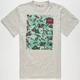 LIRA Leaf Acid Mens T-Shirt