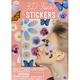 3D Festival Face Stickers