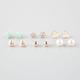 FULL TILT 6 Sweet Hearts Earrings