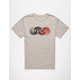 RVCA Horizon Mens T-Shirt