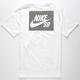 NIKE SB Herringbone Block 2 Mens T-Shirt