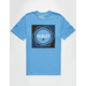 HURLEY Wrencher Dri Fit Mens T-Shirt