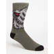 VANS Howl Mens Crew Socks