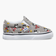 VANS Disney Mickey Mouse Classic Toddlers Slip-On Shoes