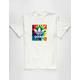 ADIDAS Tie Dye Blackbird Boys T-Shirt