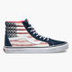 VANS Americana Sk8-Hi Reissue Womens Shoes