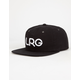 LRG Branded Mens Strapback Hat