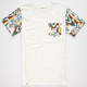 LIRA Tribal Mens Pocket Tee