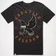 LIRA Freedom Mens T-Shirt
