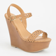 DELICIOUS Yanessa Womens Wedges