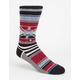 STANCE Salem Mens Athletic Crew Socks
