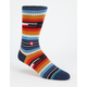 STANCE Boise Mens Athletic Crew Socks