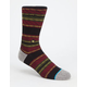 STANCE Digby Mens Athletic Crew Socks