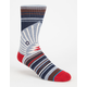 STANCE Arecibo Mens Athletic Crew Socks