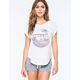 RIP CURL Road Less Traveled Womens Tee