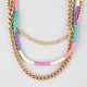 FULL TILT Wrap Layered Necklace