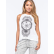 BILLABONG Starz Womens Ringer Tank