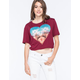 BILLABONG Desert Days Womens Crop Tee