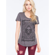 METAL MULISHA Queen of Diamonds Womens Tee