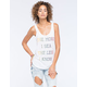 BILLABONG X LINDSAY PERRY The More I Sea Womens Tank