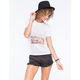 BILLABONG X LINDSAY PERRY Satellite Womens Boyfriend Tee