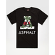 ASPHALT YACHT CLUB Royal Kush Roman A Mens T-Shirt