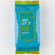 BODY RAVES Just Let It Go 25 Piece Makeup Wipes