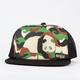 ENJOI Camoustache Mens Trucker Hat