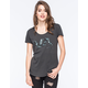 RVCA Lattice Womens Tee