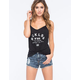 YOUNG & RECKLESS Build Dreams Womens Tank