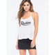 YOUNG & RECKLESS Big R Womens Tank