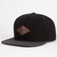 CAPTAIN FIN Pool or Pond Mens Snapback Hat