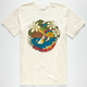 CAPTAIN FIN Island Vibin' Mens T-Shirt
